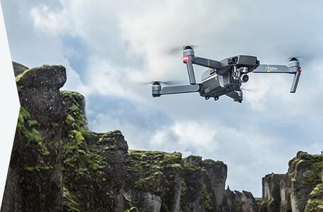 Le drone Mavic de DJI