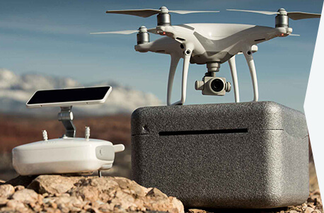 Drone Phantom 4 de DJI