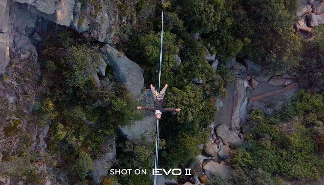 Drone Autel Evo II 8k : qualité d'image pour un rendu Pro