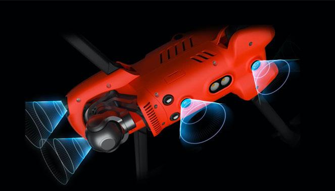 Drone Autel EVO II PRO 6K : une protection omnidirectionnelle