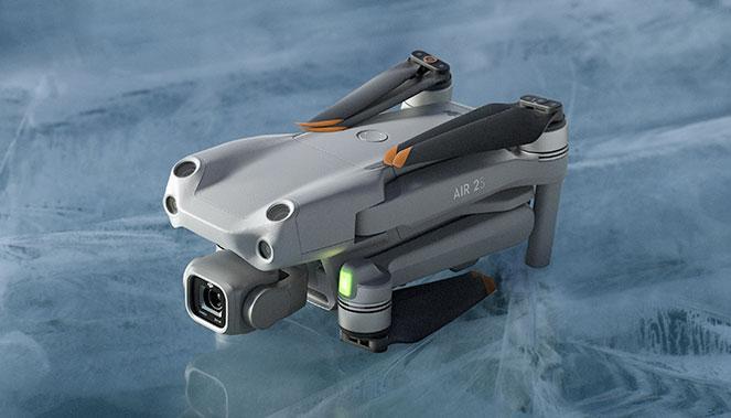 DJI Air 2S Fly More Combo : le drone tout en un !
