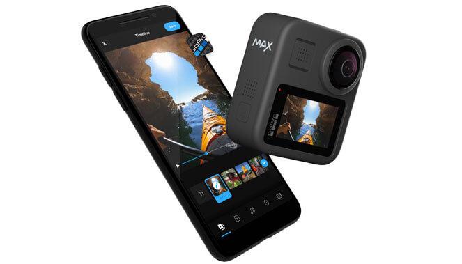 GoPro PLUS, l'application indispensable pour votre GoPro MAX