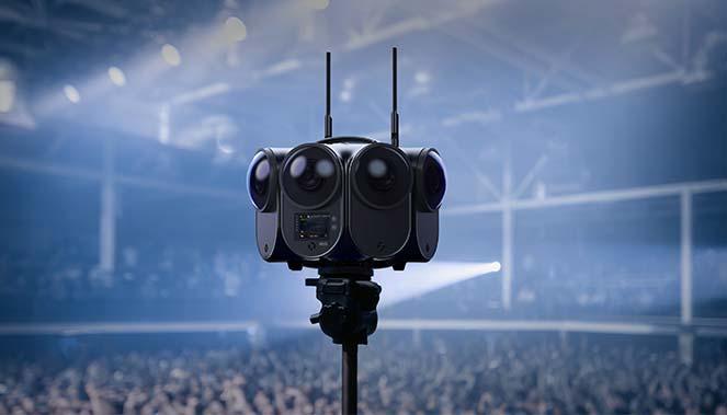 Caméra VR 360 Kandao Obsidian Pro 12K