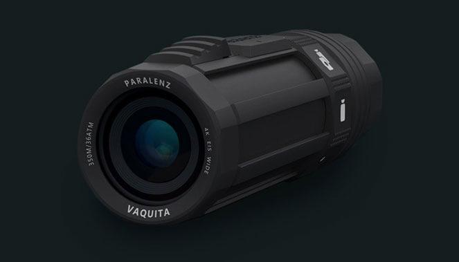 Caméra de plongée Paralenz Vaquita