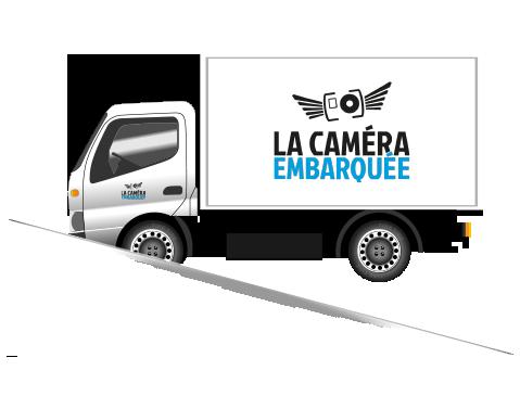 Livraison rapide La Caméra Embarquée