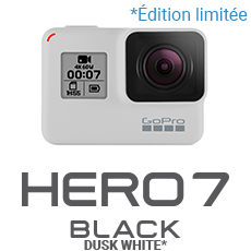 Camera Hero7 Black Dusk White