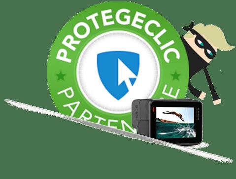Avec Pro Safe, assurez votre matériel Go Pro !
