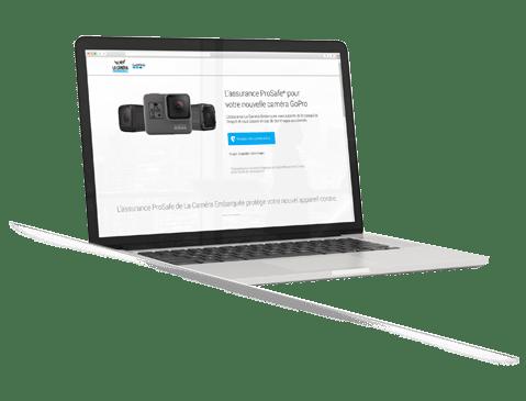 La Caméra Embarquée et Simplesurance vous présentent ProSafe, l'assurance GoPro