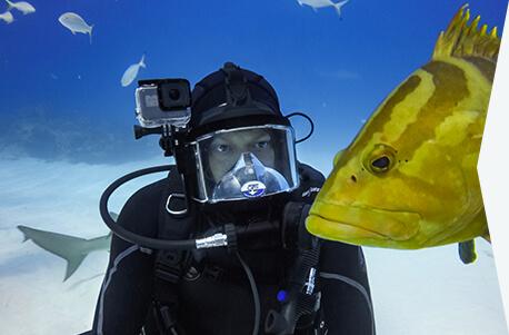 Boîtiers étanches pour les caméras GoPro