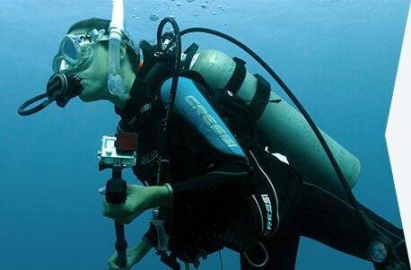 Les filtres pour votre caméra GoPro en plongée