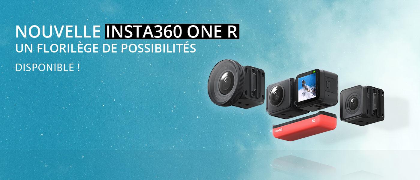 Caméra Insta360 ONE R