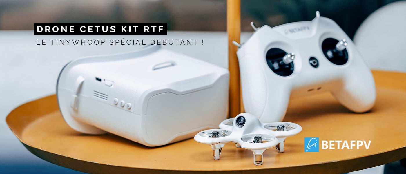 BetaFPV Cetus kit RTF !