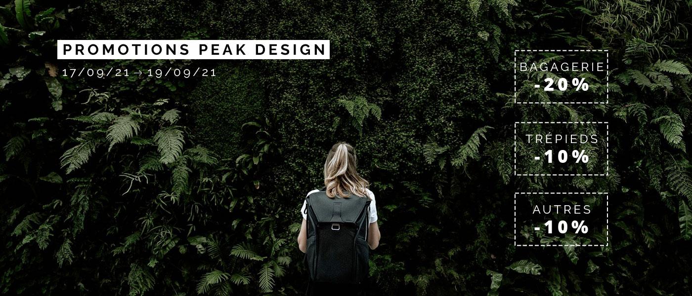 Promo Peak Design
