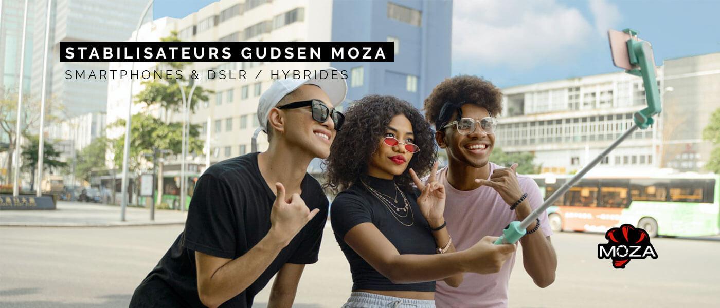 Sabilisateurs Gudsen MOZA