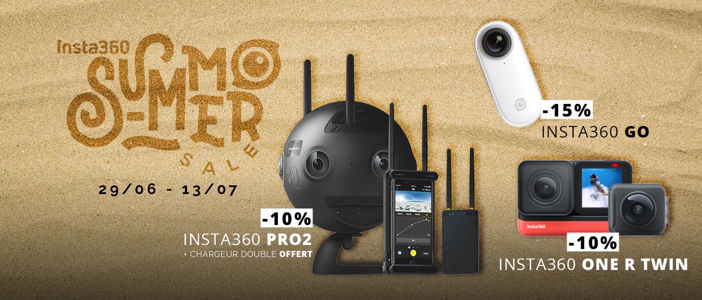 Promotion Insta360