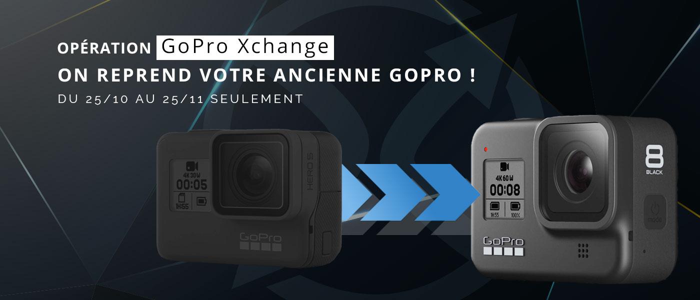 Reprise GoPro